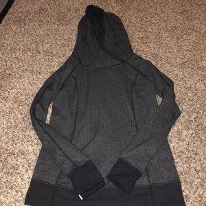 Luluemon hooded sweatshirt